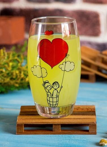 6'Lı Şeker Peker Meşrubat Bardağı-Joy Glass